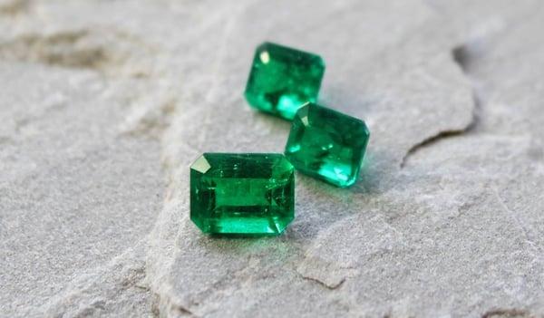Emeralds for Hub