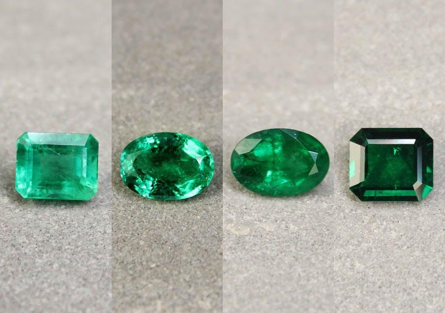 emerald-colour