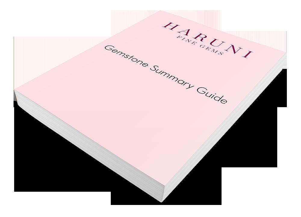 hfg gemstone summary guide book