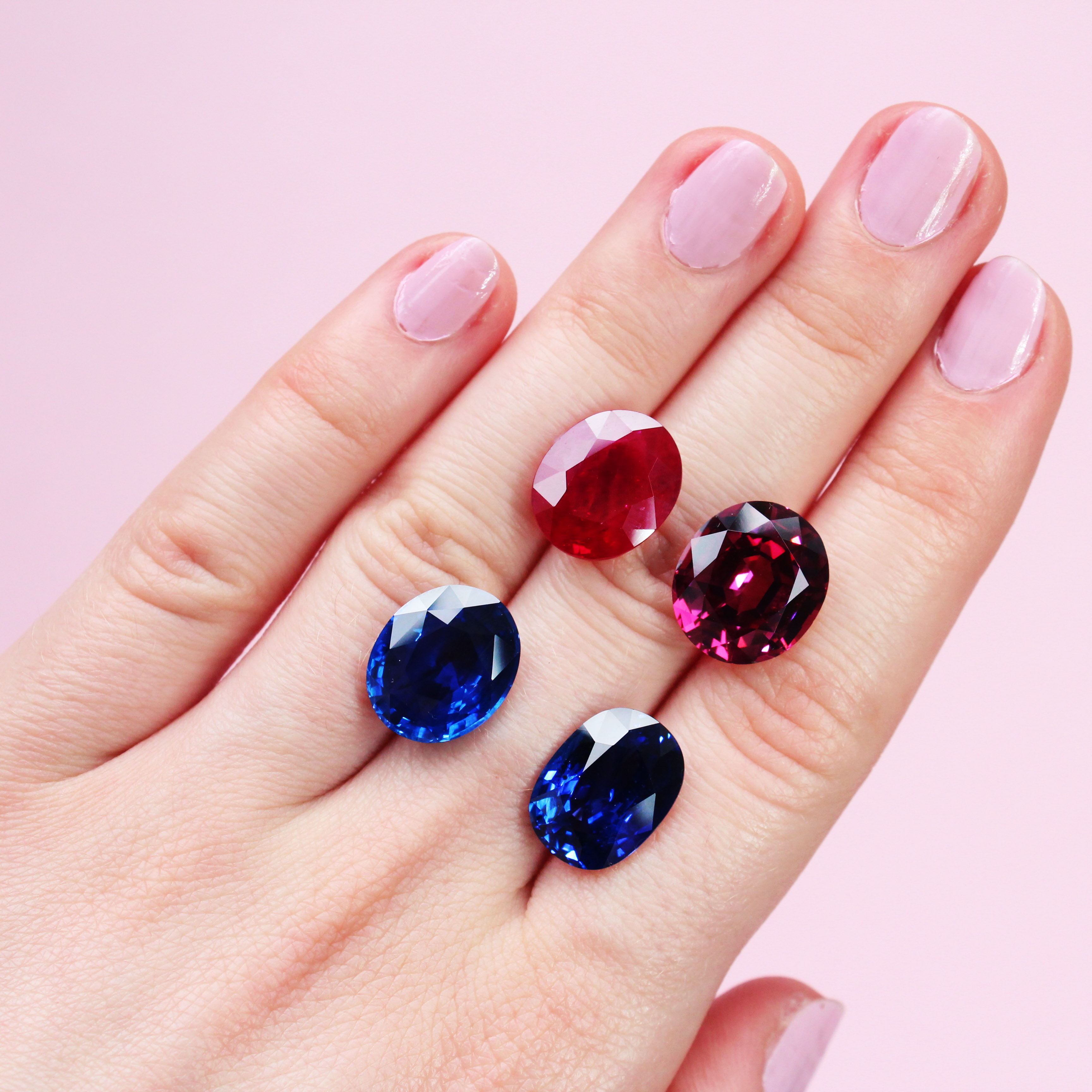 grading gemstone Haruni Fine Gems