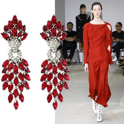 get the look ruby red